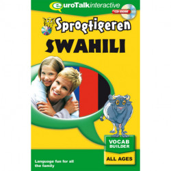 Swahili kursus for børn CD-ROM