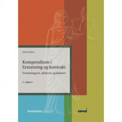 Kompendium i Erstatning og kontrakt: Erstatningsret, aftaleret og køberet