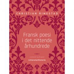 Fransk poesi i det nittende århundrede