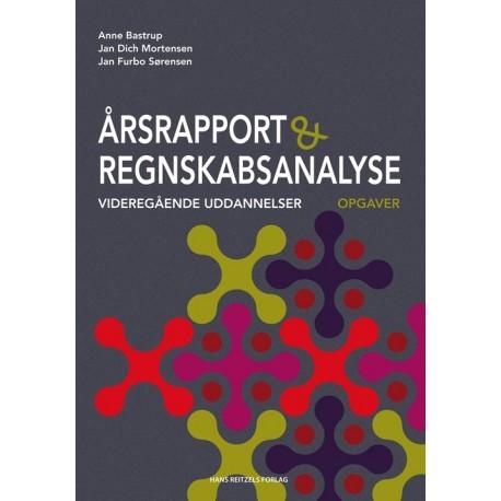 Årsrapport og regnskabsanalyse - opgavesamling
