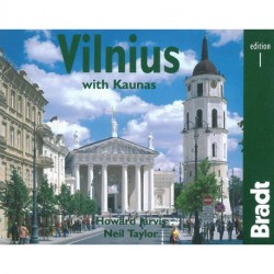 Vilnius - The bradt city guide