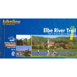 Elbe River Trail 1 : From Prague to Magdeburg: From Prague to Magdeburg