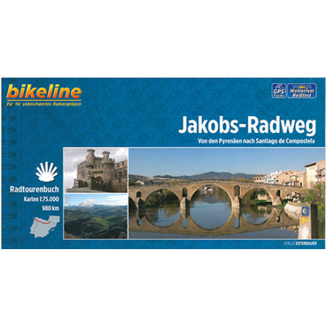 Jakobs-Radweg: Von den Pyrenäen nach Santiago de Compostela