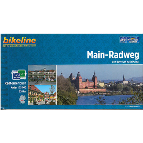 Main-Radweg: Von Bayreuth nach Mainz