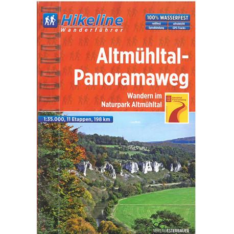 Altmühltal-Panoramaweg: Wandern im Naturpark Altmühltal