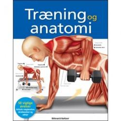 Træning og anatomi: 50 vigtige øvelser med flotte illustrationer