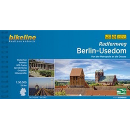Radfernweg Berlin-Usedom: Von der Metropole an die Ostsee