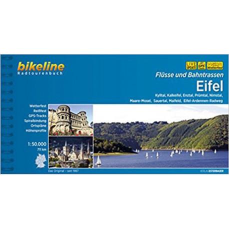 Flüsse und Bahntrassen Eifel: Ahr, Enz, Erft, Kalkeifel, Kyll, Maare-Mosel, Prüm, Urft, Vennbahn-Radweg