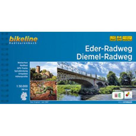 Eder-Radweg, Diemel-Radweg