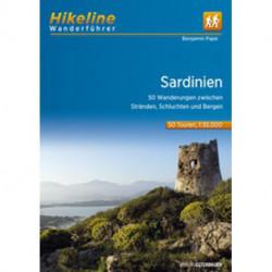 Sardinien: 50 Wanderungen zwischen Stränden, Schluchten und Bergen
