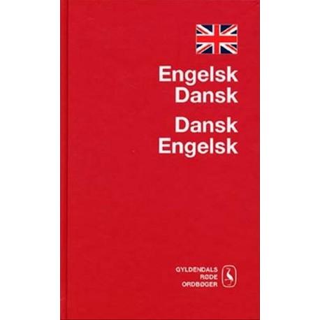 Engelsk-dansk, dansk-engelsk ordbog