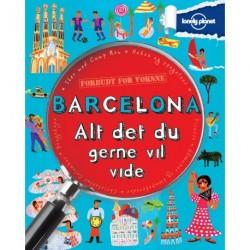 Barcelona - alt det du gerne vil vide