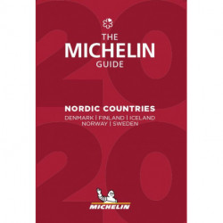 Michelin Hotels & Restaurants Nordic Guide 2020
