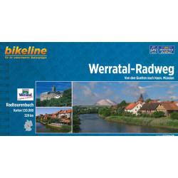 Werratal-Radweg: Von den Quellen nach Hann. Münden