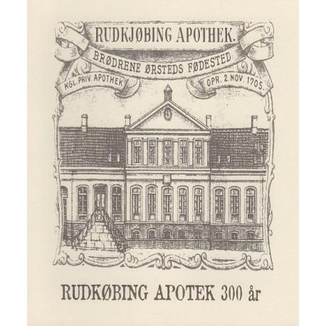 Rudkøbing apotek 300 år