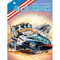 Al & Brock, 1: Fantomgangsterne & Sabotage