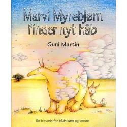 Marvi Myrebjørn finder nyt håb: en historie om at elske og miste, om venskab og håb