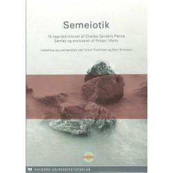 Semeiotik: 75 tegndefinitioner af Charles Sanders Pierce