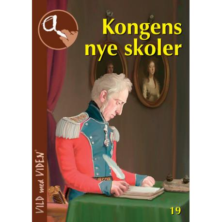 Kongens nye skoler: Vild med Viden Nr. 19