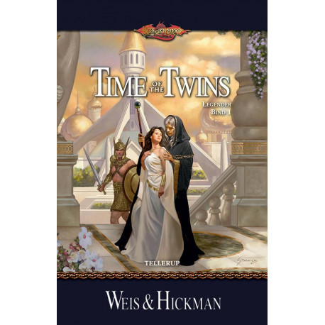 DragonLance Legender -1: Time of the Twins