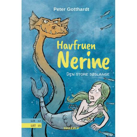 Havfruen Nerine -2: Den store søslange