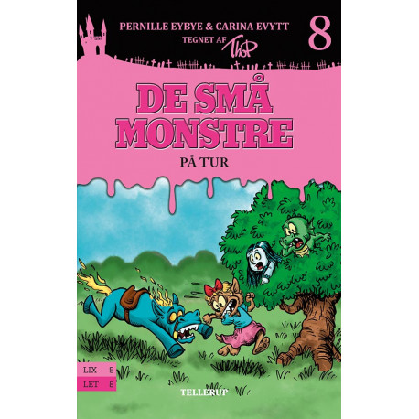 De små monstre -8: På tur