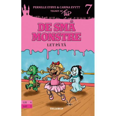 De små monstre -7: Let på tå