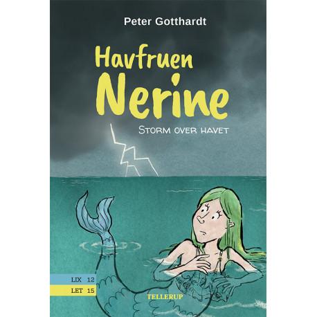 Havfruen Nerine -4: Storm over havet