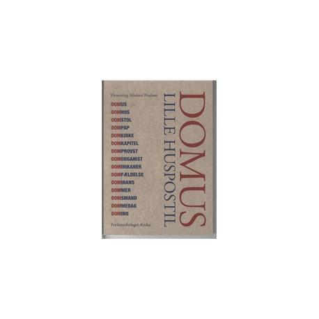 Domus - lille huspostil: digte