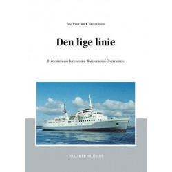 Den lige linie: historien om Juelsminde-Kalundborg overfarten