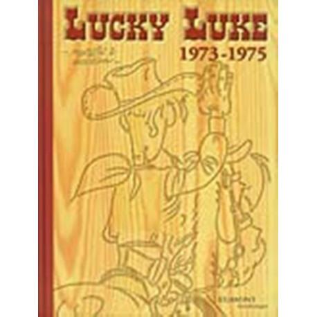 Ratatas arv. 7 Lucky Luke historier. Den hvide kavaler: Lucky Luke 1973-1975