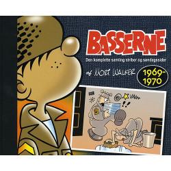 Basserne. 1967-1968: den komplette samling striber og søndagssider