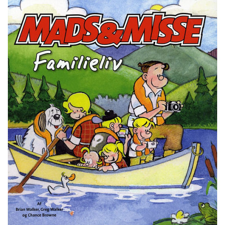 Mads & Misse - familieliv