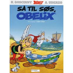 Så til søs, Obelix!