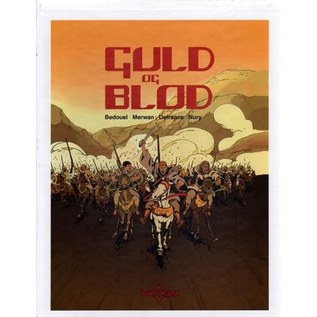 Guld og Blod bokssæt 1-4