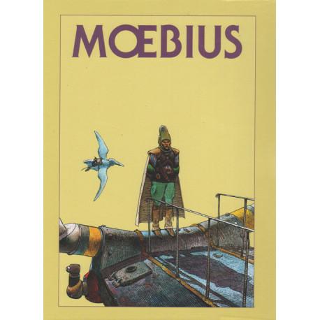 Moebius Boks III: Små historier fra det store univers