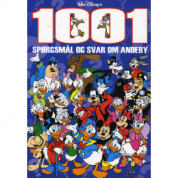 Walt Disney´s 1001 spørgsmål og svar om Andeby