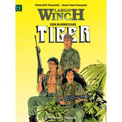 Den burmesiske tiger