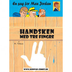 Handsken med tre fingre