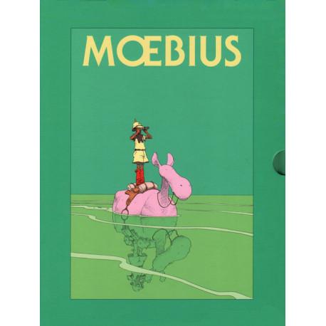 Moebius box I