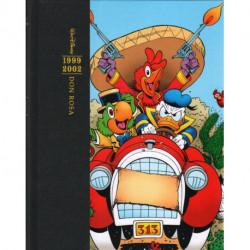 Don Rosas samlede værker. 1999-2002: tegneserier og illustrationer