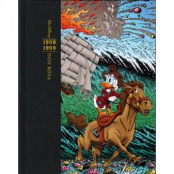 Don Rosas samlede værker. 1998-1999: tegneserier og illustrationer