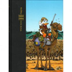 Don Rosas samlede værker. 1993-1994: tegneserier og illustrationer