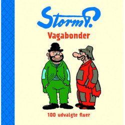 Storm P. - Vagabonder - Udvalgte fluer