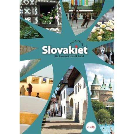 Rejseklar til Slovakiet