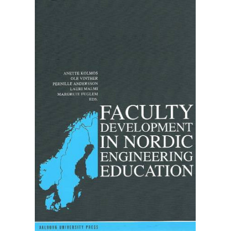 Faculty development in Nordic engineering education