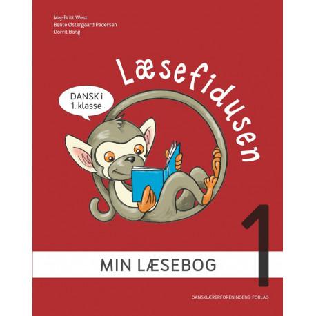 Læsefidusen 1. Min læsebog: dansk i 1. klasse