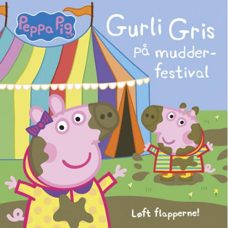 Peppa Pig - Gurli Gris på mudder-festival - Løft flapperne