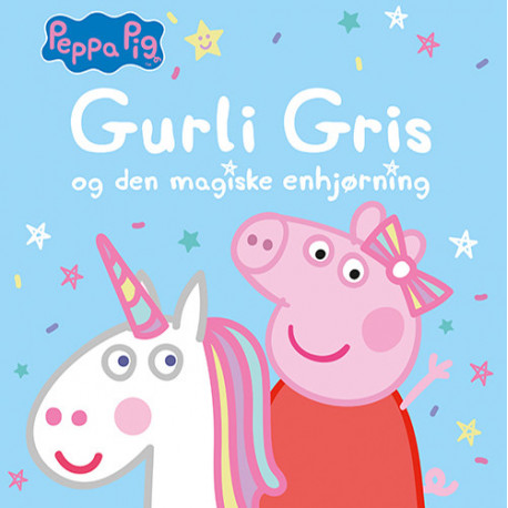 Peppa Pig - Gurli Gris og den magiske enhjørning