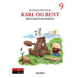 Karl og Bent -9: Karl og Bent bygger en katapult